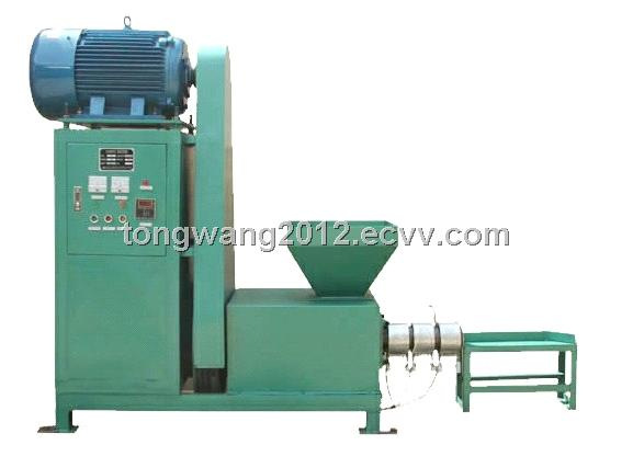 Sawdust Briquette Machine ~ Wood sawdust biomass briquette making machine hot selling