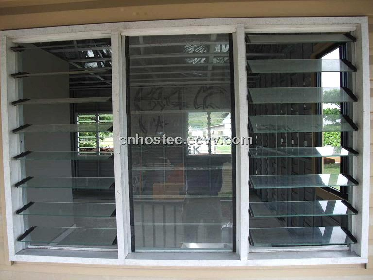 Aluminum Alloy Glass Louver Windows Purchasing Souring