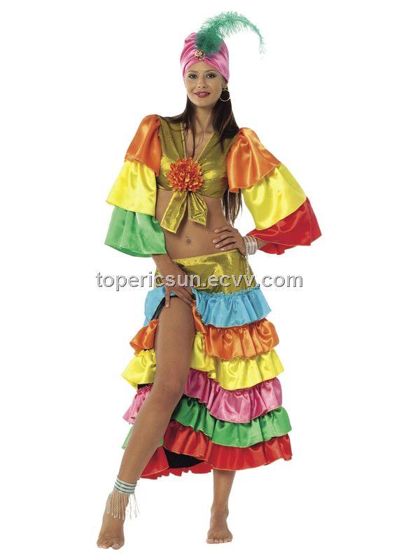 Как сделать костюм на карнавал своими рук