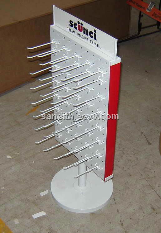 Metal Hanging Display Stand Purchasing Souring Agent