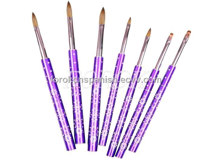 Diamond Nail Brush N8012 (N8012) - China Nail Brush, Forok