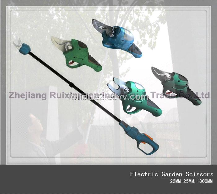 Electric garden scissors 22mm 25mm 1800mm purchasing for Electric garden scissors