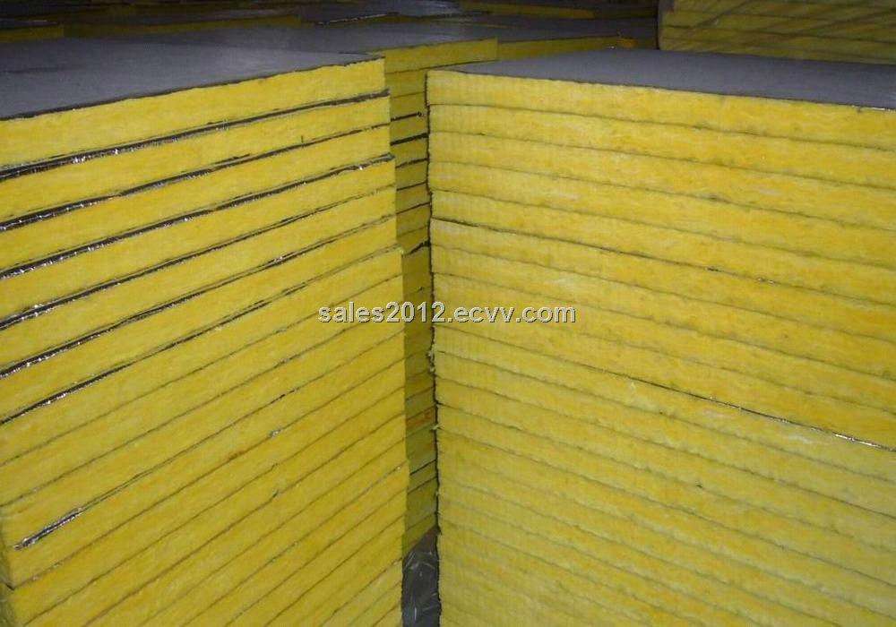 High density glass wool plate purchasing souring agent for High density mineral wool