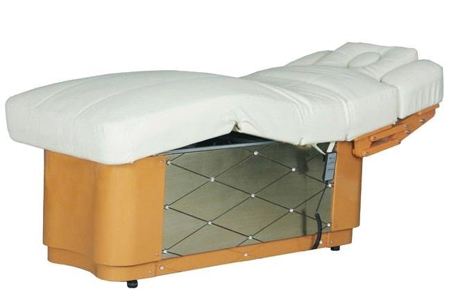 Luxury electric beauty bed of beauty salon furniture for Luxury beauty salon furniture