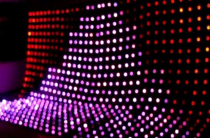 P9 Pc Mode 3m 8m Stage Led Vision Curtain Led Light Dj