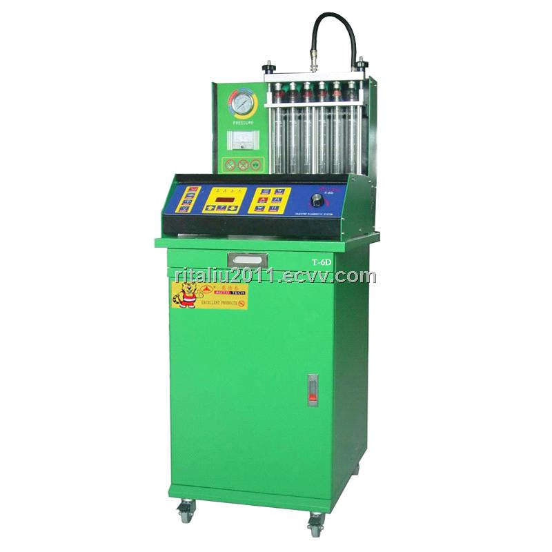 fuel injector tester and cleaner machine
