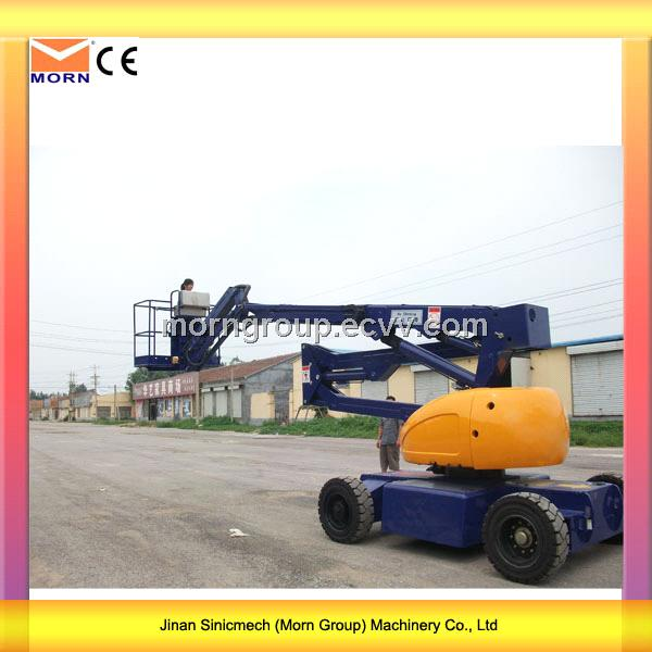 16m Lifting Height Self Propelled Articulated Work