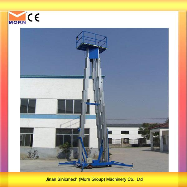 4m Light Weight Electric Mobile Lift Platform3