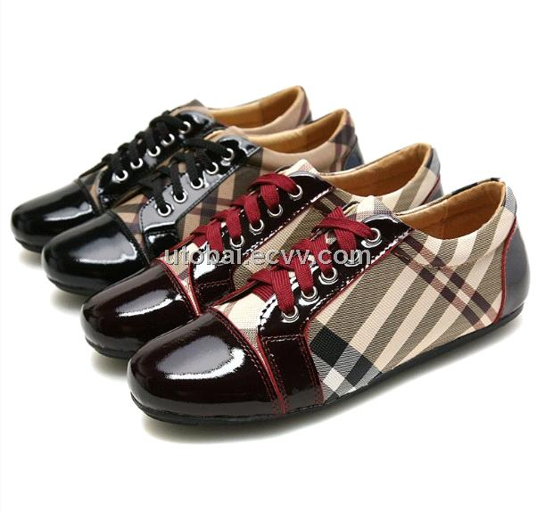 shoes&boots > Brand burberry lady casual dress shoe ladies high-heel