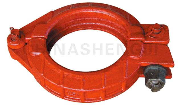 Dn schwing concrete pump pipe clamp purchasing souring