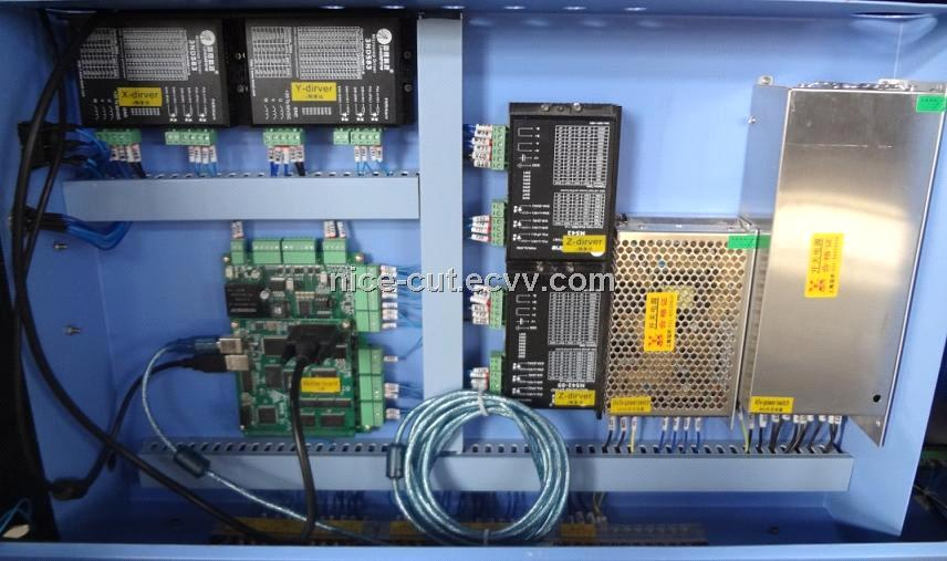 Die Board Double Head Laser Machine (NC-C1290)5