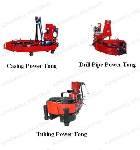 Power Tong Jaws: Power Tong Purchasing, Souring Agent