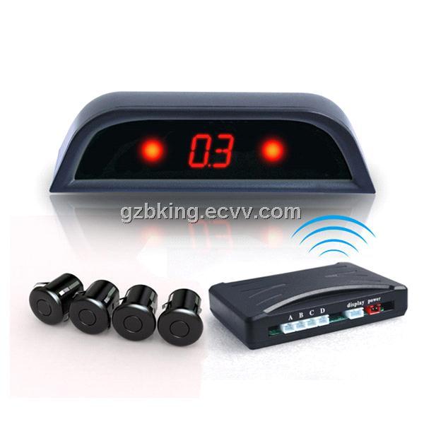 Wireless parking sensors