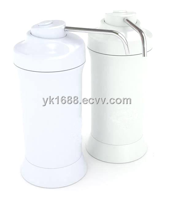 Alkaline Water Dispenser, One Filters System Eight Grades Filter