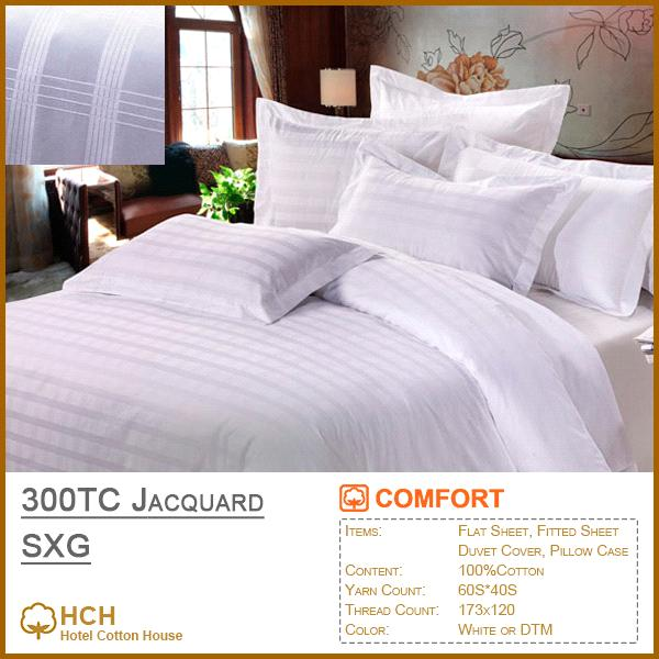 Bedding Cotton Four Piece Set Pair Of Plain Home Textile