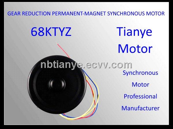 Ac Synchronous Motor 68ktyz Speed Customized Purchasing