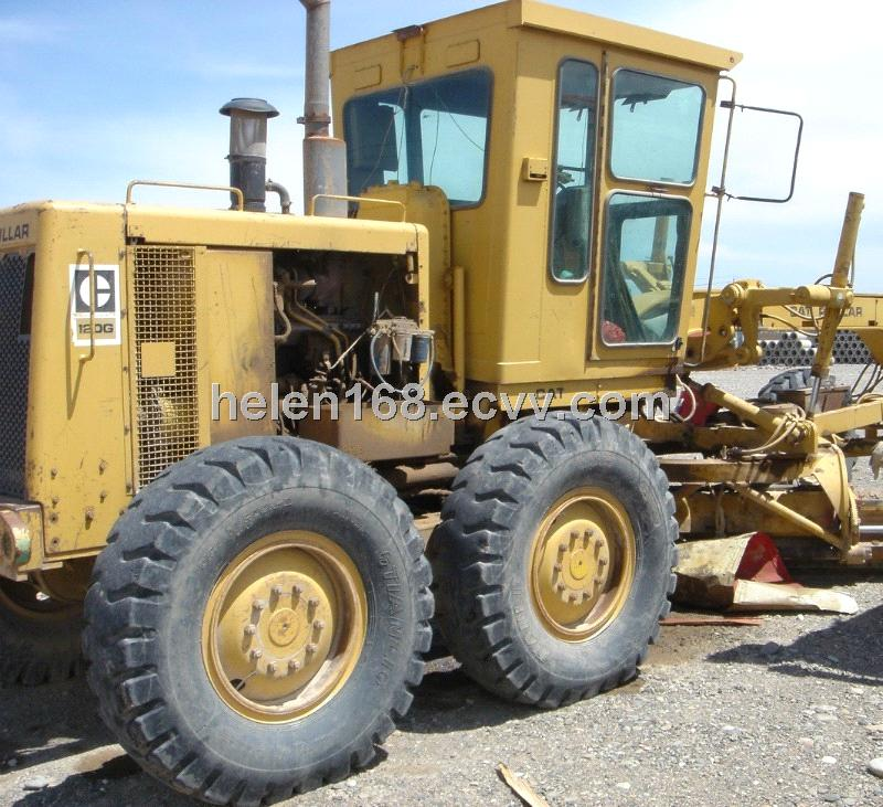 Caterpillar 120g Used Motor Grader For Sale Purchasing
