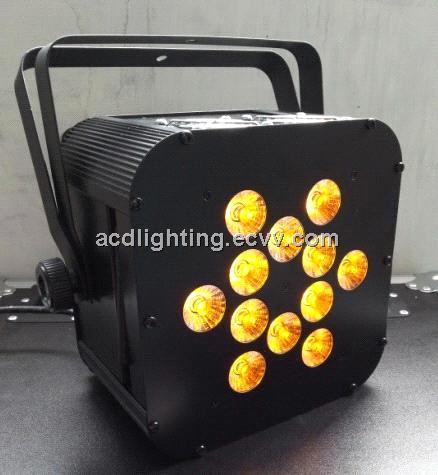 battery powered led stage par light new design ir remote. Black Bedroom Furniture Sets. Home Design Ideas