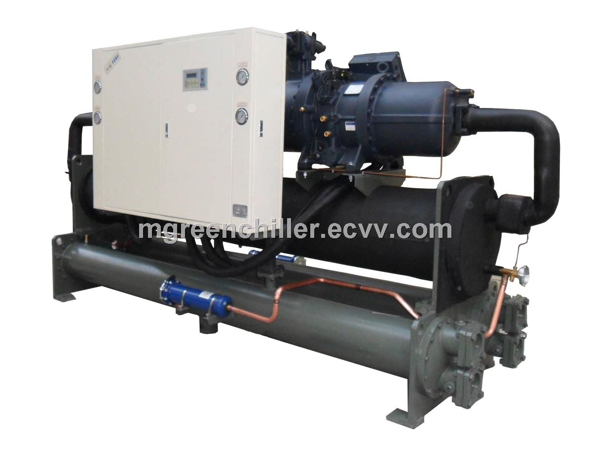 Screw Water cooled Water Chiller (MG 220WS) China Water cooled Water  #384665