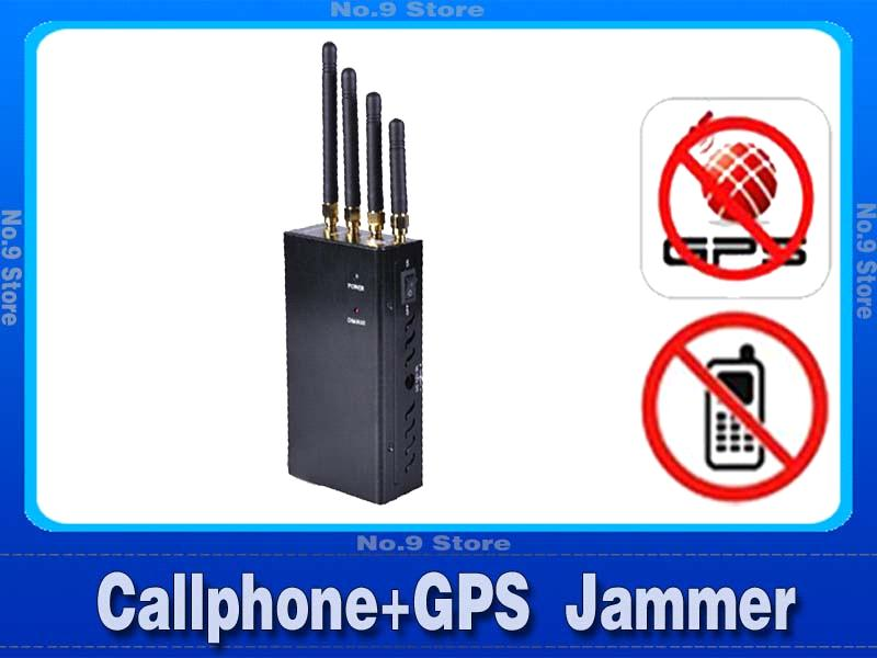 Cdma gsm dcs pcs 3g signal jamme - jammer gsm gps holder