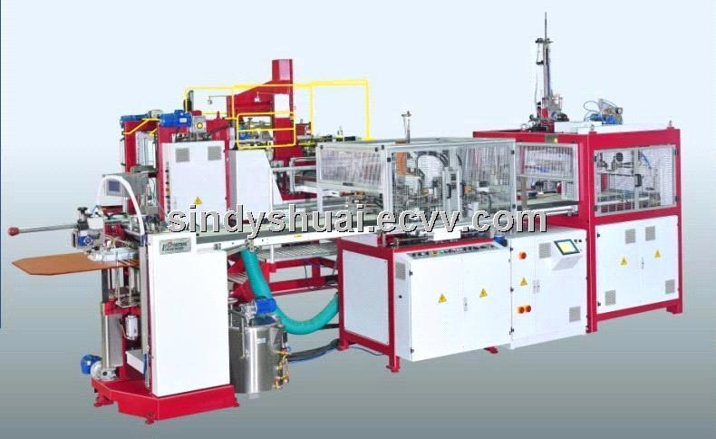 hm-zd6418 automatic cosmetics box maker