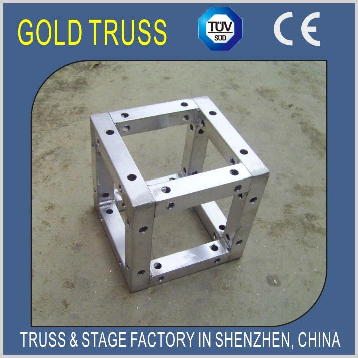 200x200mm Aluminum Bolt Truss For Booth Exhibition Show