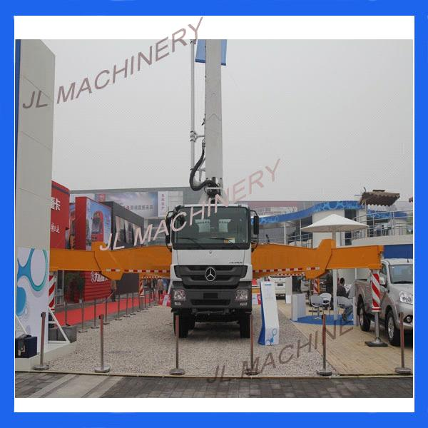 Jl 50m construction industry machinery 6x4 50m truck for Jl builders