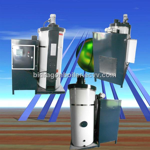 High thermal efficiency wood pellet fuel water furnace