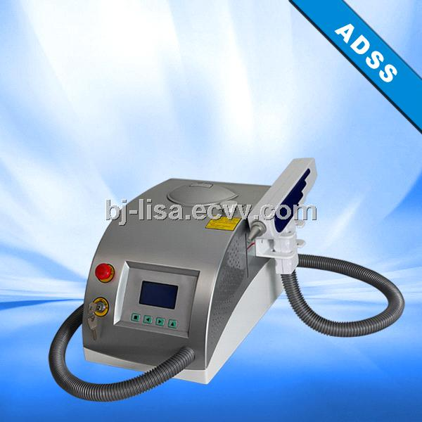 nd yag laser eye line lip line removal & tattoo removal RY280