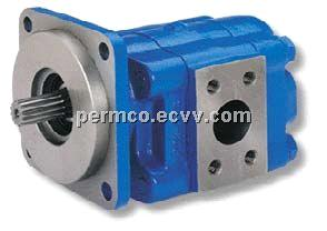 Permco gear pumps and motors for oil and gas industry for Parker pumps and motors