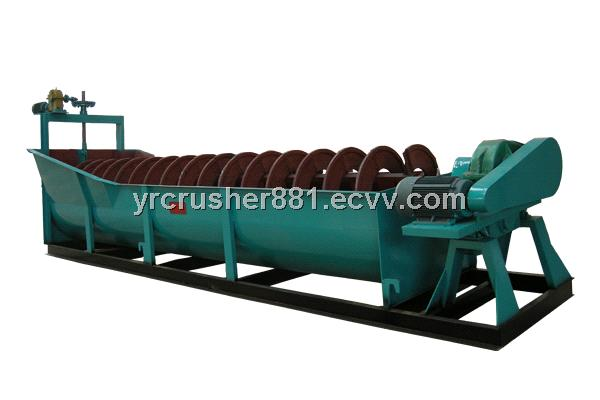 China spiral classifier impact crusher