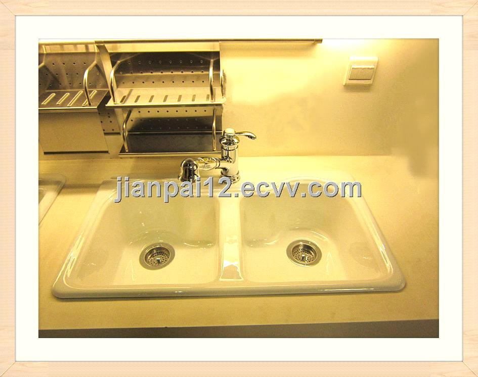 China cast iron sinks kitchen sinks manufacturer - Cast iron kitchen sink manufacturers ...