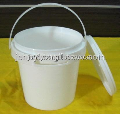 Mini Bucket with Lid and Handle ,1Litre Bucket ,Pail