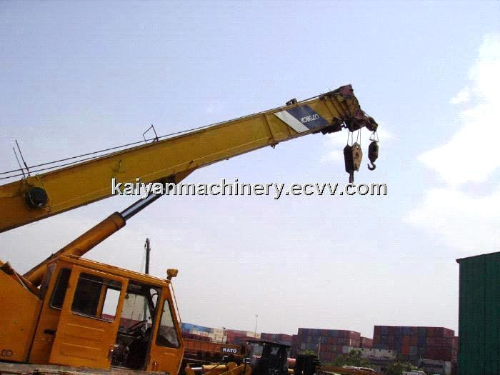 Terrain Crane Hs Code : Used kobelco t rough terrain crane rk high quality