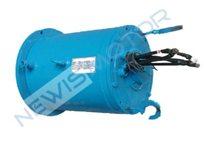 10kw water cooled dc electric motor for electric car for Liquid cooled ac motor