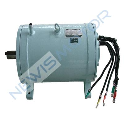 15kw water cooled dc motor for electric vehicle purchasing for Liquid cooled electric motor