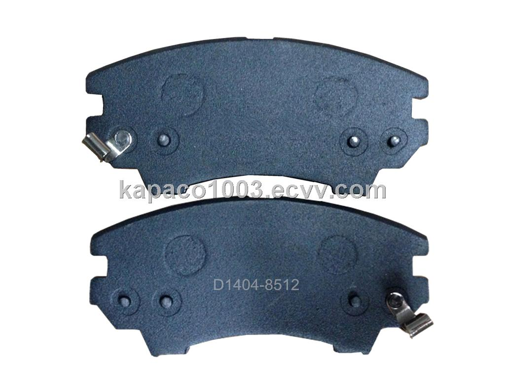 Brake Shoes Cross Reference Chart : China high quality brake pad cross reference d
