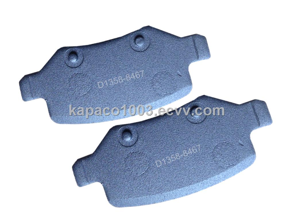Manufacturing Brake Pads : China high quality brake pad manufacturing machine d