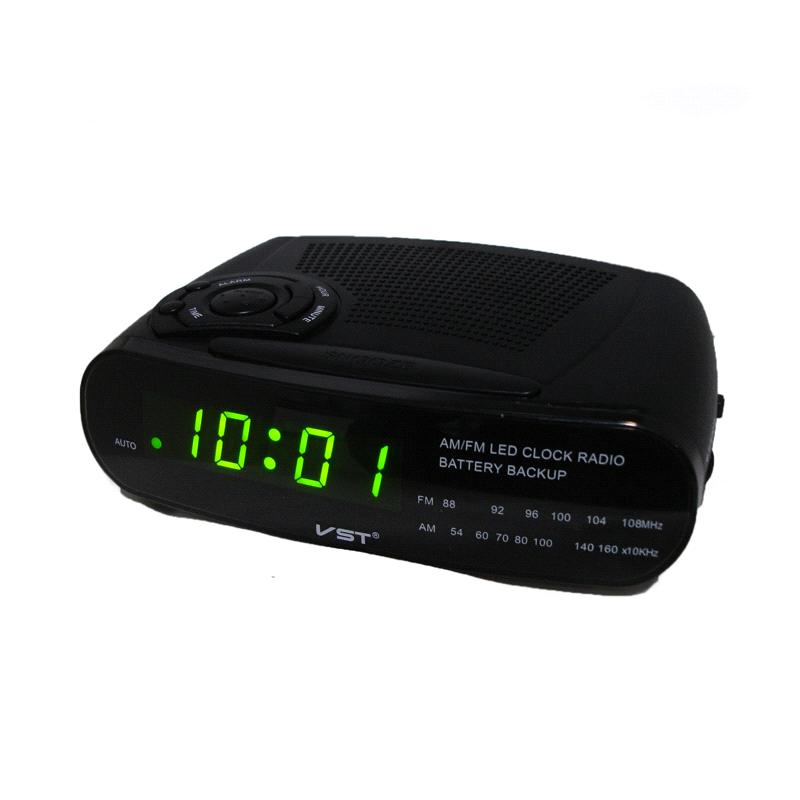 digital alarm led clock radio vst 906 2 906 2 china digital alarm led clo. Black Bedroom Furniture Sets. Home Design Ideas