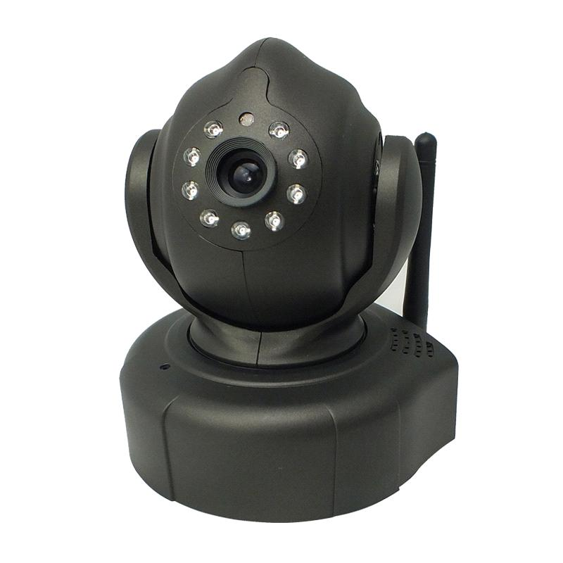 high definition pan tilt night vision indoor ip wireless security dome camera purchasing. Black Bedroom Furniture Sets. Home Design Ideas