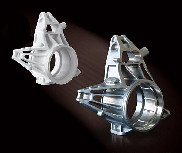 Machine And Auto Parts Rapid Prototype Cnc Milling China