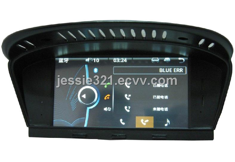 new bmw old 5 series e60 car dvd gps navigation system. Black Bedroom Furniture Sets. Home Design Ideas