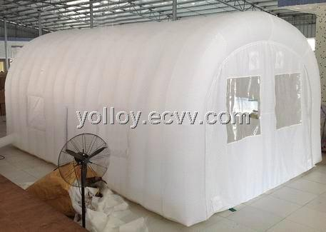 Portable Workstation Spray Booth Inflatable Air Tent