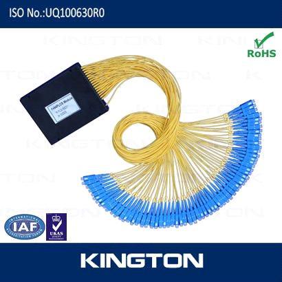 (1X32 PLC Splitter) 1*n PLC Optic Fiber Splitter
