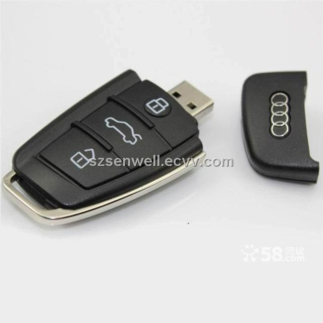 audi car key usb flash drive p072 purchasing souring. Black Bedroom Furniture Sets. Home Design Ideas