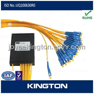 PLC Splitter_2x16 Mini PLC Splitter