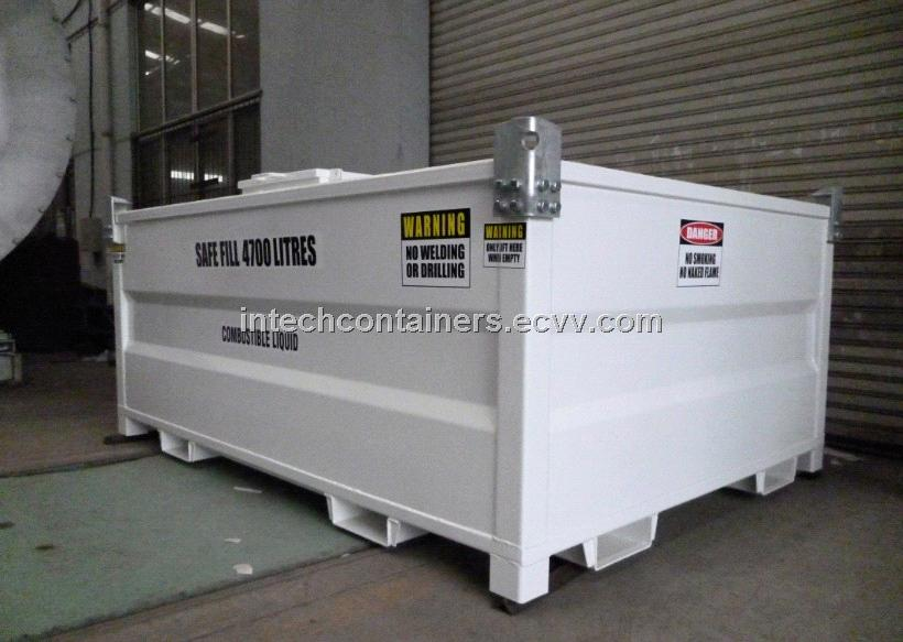 Self Bunded Diesel Tank 5000l Cube Purchasing Souring
