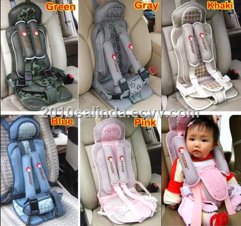 Question Child car seat regulations for Canada
