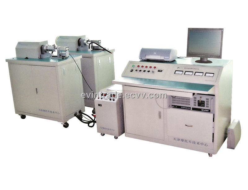 Starting motor performance test bench purchasing souring for Electric motor test bench