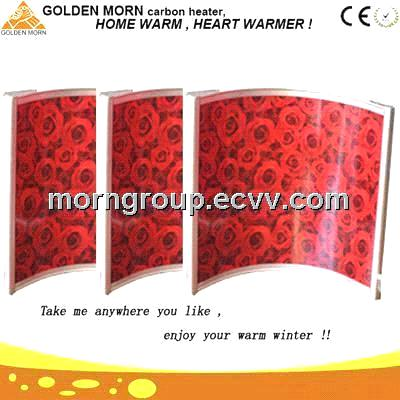 Far Infrared Electric Carbon Crystal Inside Wall Heating